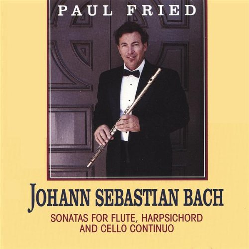 J.S. Bach Sons Fl Fried Krol
