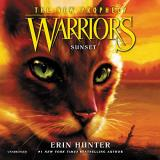 Erin Hunter Warriors The New Prophecy #6 Sunset Mp3 CD