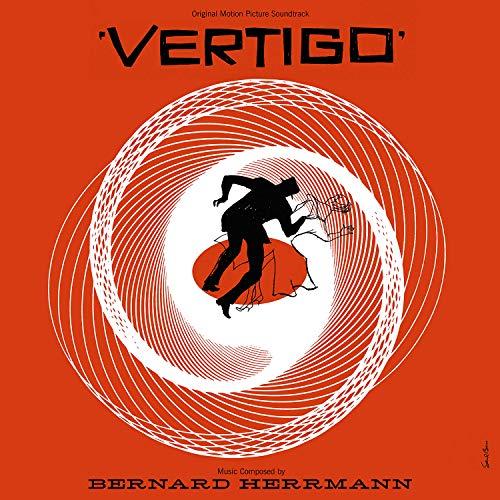 Vertigo/Original Motion Picture Soundtrack@Pressed at RTI, 180g vinyl