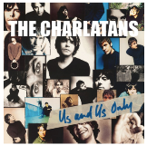 The Charlatans Us & Us Only Transparent Vinyl Rsd 2019 Ltd. To 1000