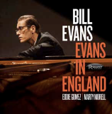 Bill Evans Evans In England Live At Ronnie Scott's 2 Lp Deluxe Rsd 2019 Ltd. To 2000