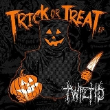 Twiztid Trick Or Treat Orange White Black Vinyl Rsd 2019 Ltd. To 1000