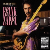 Frank Zappa The Guitar World According To Frank Zappa Clear Vinyl Rsd 2019 Ltd. To 4000