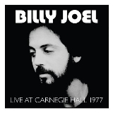 Billy Joel Live At Carnegie Hall 1977 2 Lp 140g Vinyl Includes Download Insert Rsd 2019