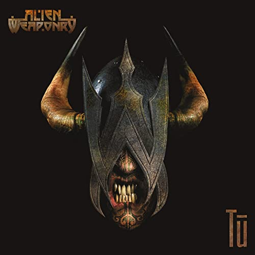 "Alien Weaponry Tu Brown & Orange Splatter Vinyl + 7"" Rsd Exclusive 2019 Ltd. To 400"