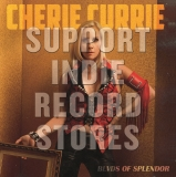 Cherie Currie Blvds Of Splendor (180 Gram Transluscent Red Vinyl)