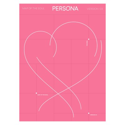 Bts Map Of The Soul Persona Kpop