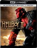 Hellboy 2 The Golden Army Perlman Blaire Jones 4khd Pg13