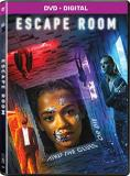Escape Room Russell Miller DVD Dc Pg13