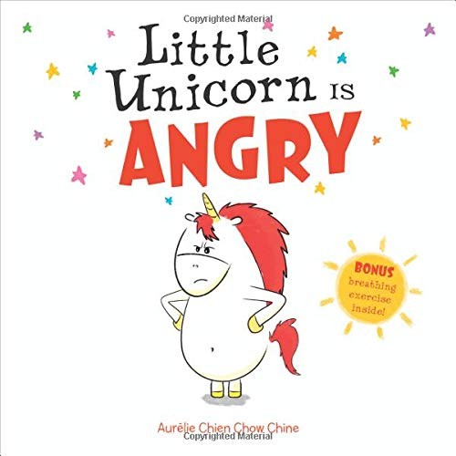 Aurlie Chien Chow Chine Little Unicorn Is Angry
