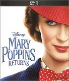 Mary Poppins Returns Blunt Miranda Whishaw DVD Pg