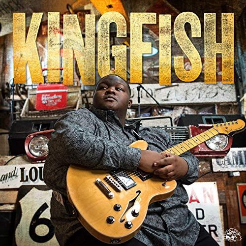 "Christone ""kingfish"" Ingram Kingfish"