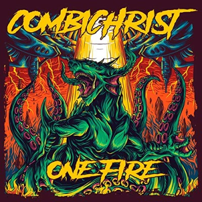 Combichrist One Fire 2 CD Deluxe Version