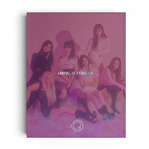 Everglow Debut Album Arrival Of Evergl Import