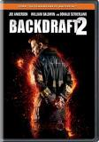 Backdraft 2 Baldwin Sutherland Anderson DVD R