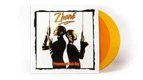 Zhane Pronounced Jah Nay 2 Lp Translucent Orange Vinyl