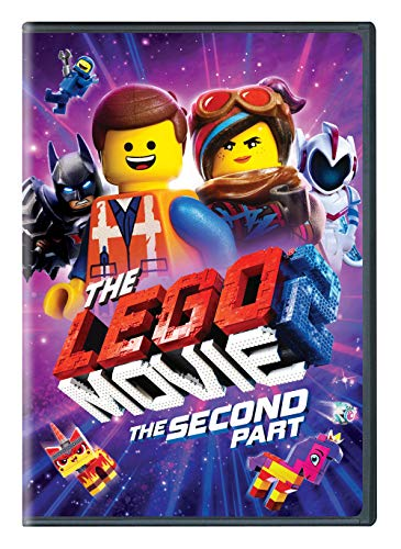Lego Movie 2 The Second Part Lego Movie 2 The Second Part DVD Pg