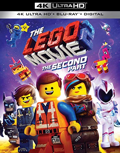 Lego Movie 2 The Second Part Lego Movie 2 The Second Part 4kuhd Pg