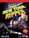 New York Ripper Hedley Keller 3 Disc Limited Edition