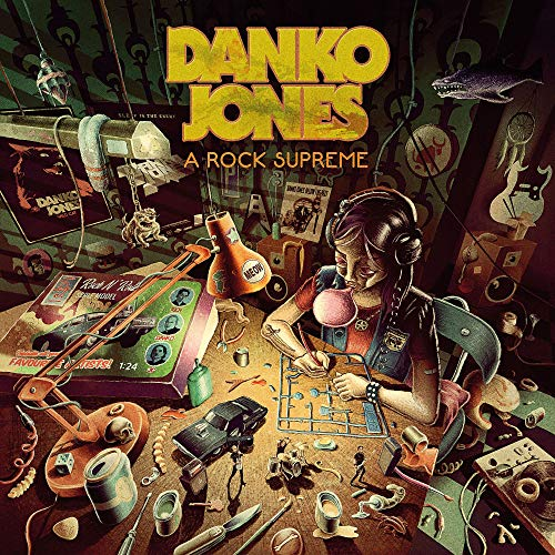 Danko Jones Rock Supreme