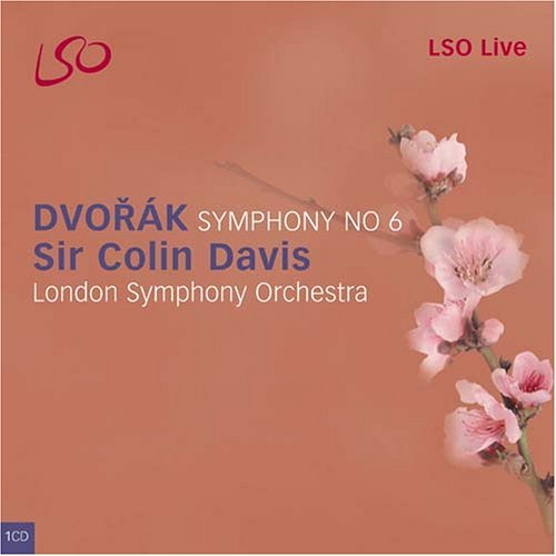 Antonin Dvorák Symphony No.6 Davis London So
