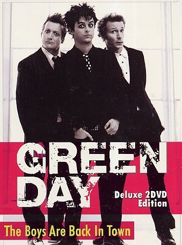 Green Day Boys Are Backin Town Unauthori Nr