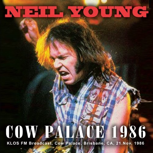 Neil Young Cow Palace 1986 Import Gbr 2 CD