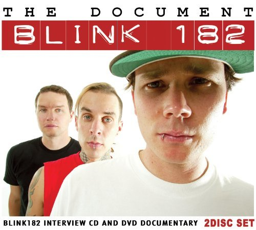 Blink 182 Document Incl. Bonus DVD