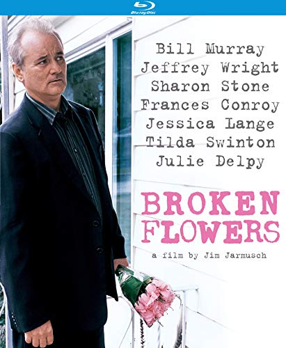 Broken Flowers Murray Conroy Blu Ray R