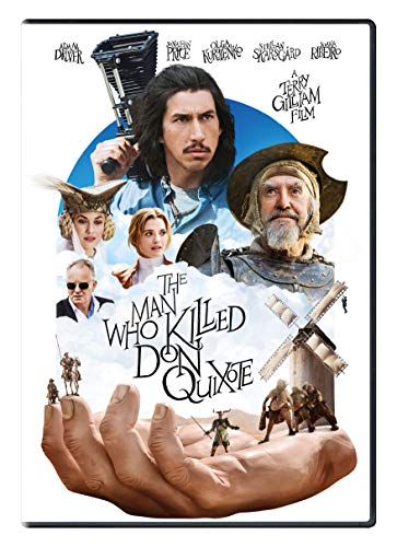 Man Who Killed Don Quixote Driver Pryce DVD Nr