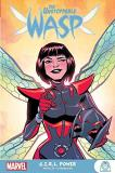 Jeremy Whitley The Unstoppable Wasp G.I.R.L. Power