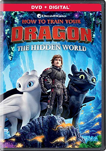 How To Train Your Dragon The Hidden World How To Train Your Dragon The Hidden World DVD Dc Pg