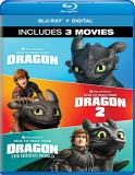 How To Train Your Dragon 3 Movie Collection Blu Ray Dc Pg