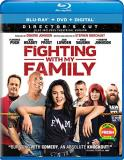 Fighting With My Family Pugh Johnson Headey Vaughn Blu Ray DVD Dc Pg13