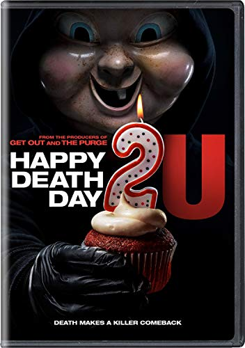 Happy Death Day 2u Rothe Broussard DVD Pg13