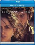 Everybody Knows (todos Lo Saben) Cruz Bardem Blu Ray Dc R
