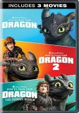 How To Train Your Dragon 3 Movie Collection DVD Pg