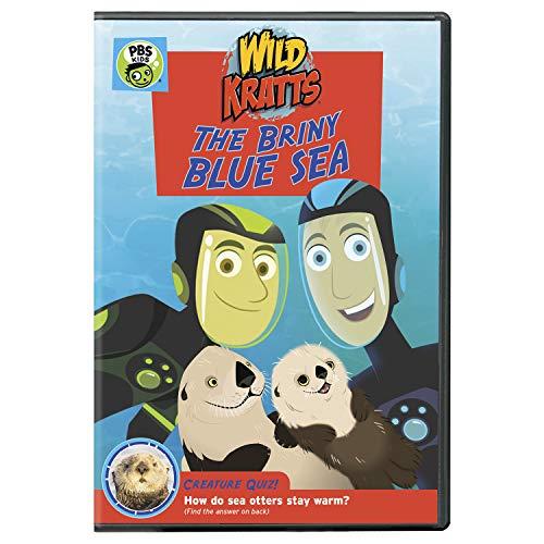 Wild Kratts: Briny Blue Sea/Wild Kratts: Briny Blue Sea