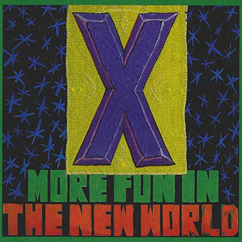 X/More Fun In The New World