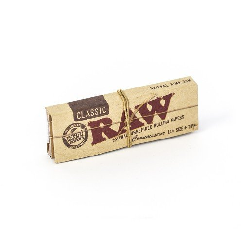 "Raw Connoisseur W Tip 1 1 4"" 24 Display"