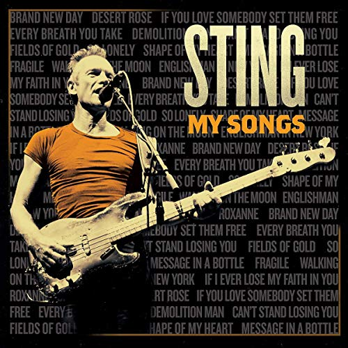 Sting My Songs Deluxe