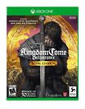 Xbox One Kingdom Come Deliverance Royal Edition