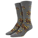Socks Mens Crew Griffin