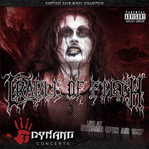 Cradle Of Filth Live At Dynamo Open Air 1997