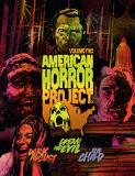 American Horror Project Volume 2 Blu Ray Limited Edition