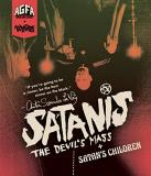 Satanis The Devil's Mass + Satan's Children Lavey White Blu Ray DVD Nr