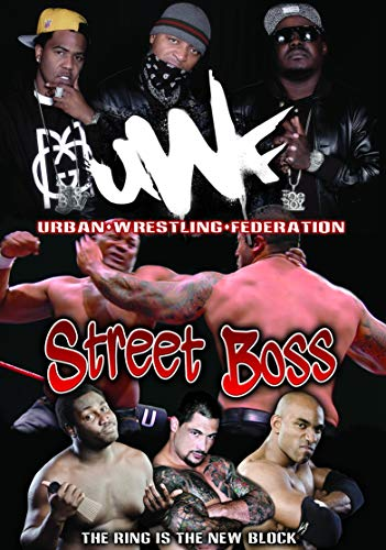 Urban Wrestling Federation Street Boss