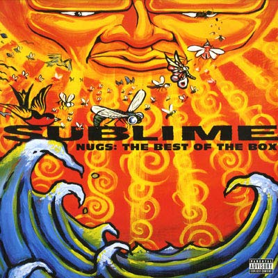 Sublime Nugs Best Of The Box Red Yellow Vinyl Rsd 2019 Ltd. To 5000