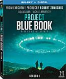 Project Blue Book Season 1 Blu Ray Nr
