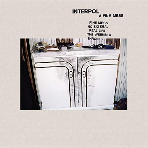 Interpol A Fine Mess Ep
